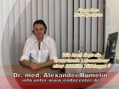 Fragen und Antworten zur Hüftkappe bzw. zu Hüftoperation.